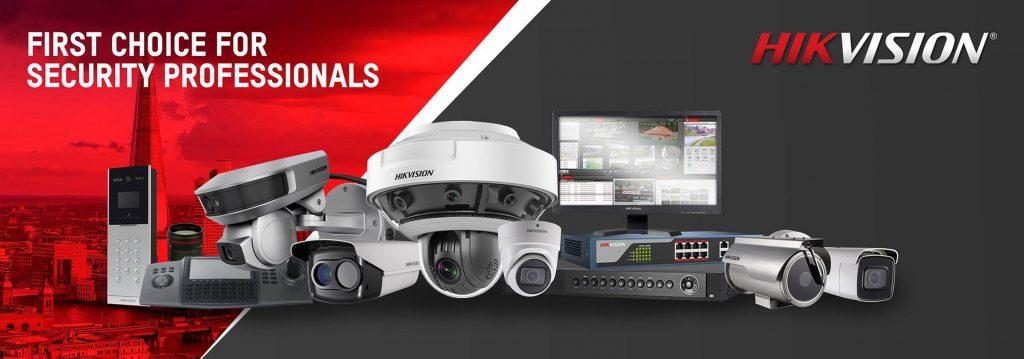 Phân phối camera đầu ghi hình hikvision